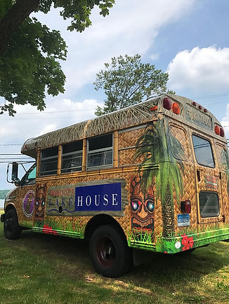 CT party bus rental