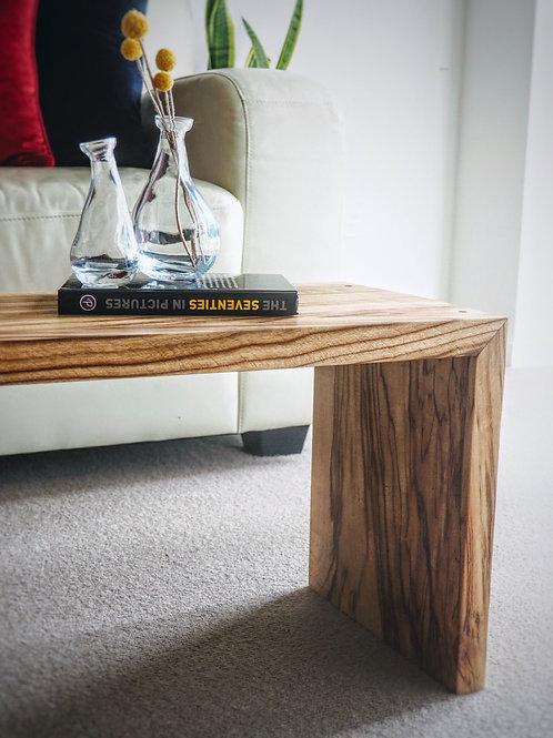 The narrow table