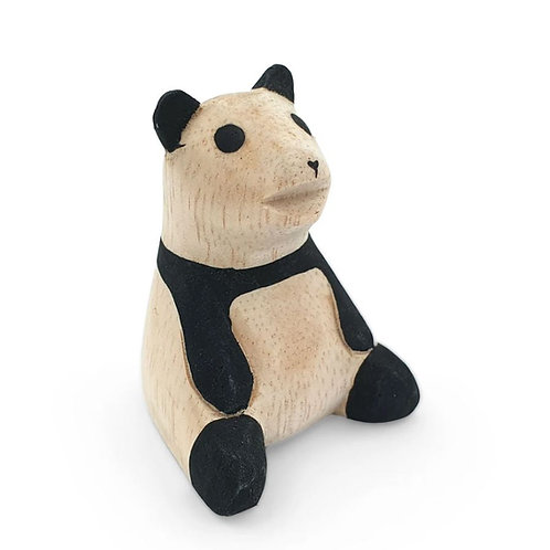 Decorative wooden Panda