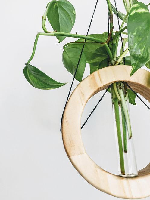 Mobile plant hanger