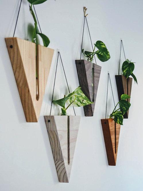 Triangular Wall planter