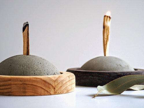 The boobie palo santo/Incense holder