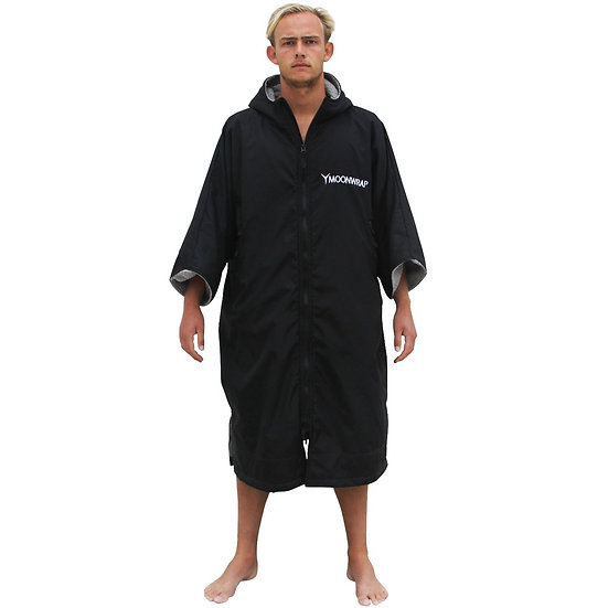 Moonwrap – Waterproof Changing Robe Short Sleeve
