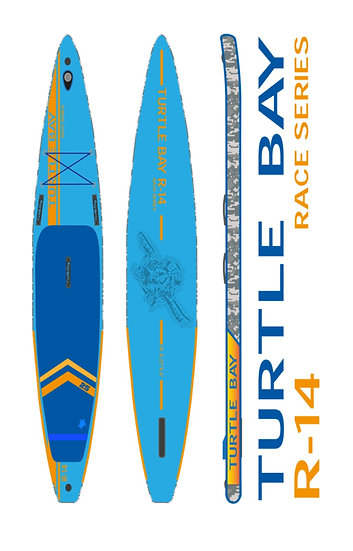 The All-New Turtle Bay R-14
