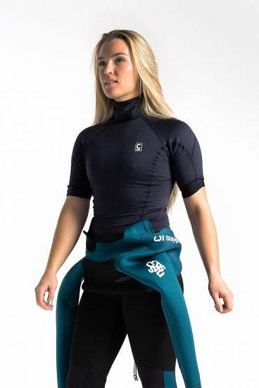 C-Skins Women's Thermal Rash Vest.
