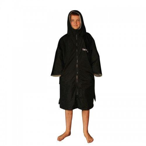 Moonwrap Kids - Waterproof Changing Robe Short Sleeve