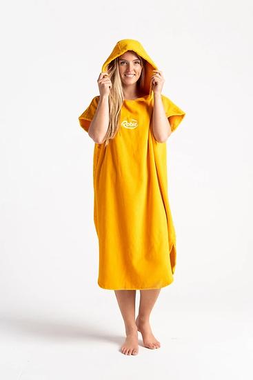 Robie Robes Change Robe in Saffron