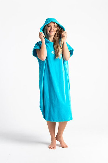 Robie Robes Change Robe in Blue Atol