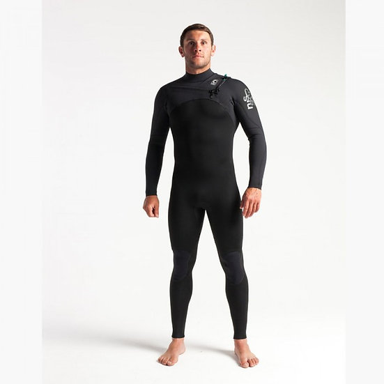C-Skins Session 3:2 Chest Zip Wetsuit 2020