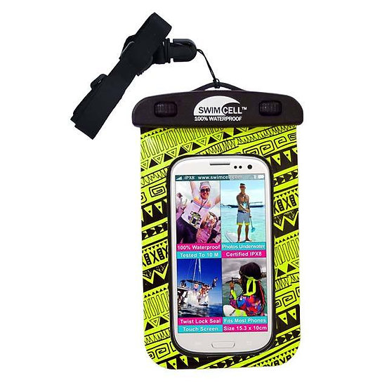 SwimCell 100% Waterproof Small Phone Case