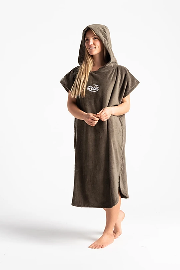 Robie Robes Change Robe in Olive