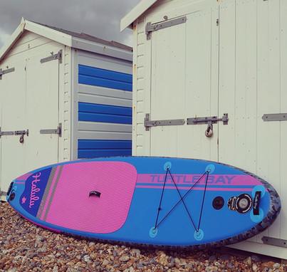 Halulu 10'6 by Beach Huts