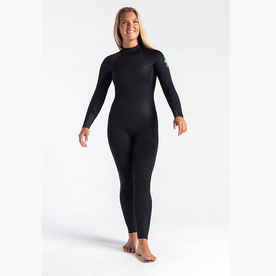 C-Skins Women's Surflite 5:4:3 Back Zip 2020