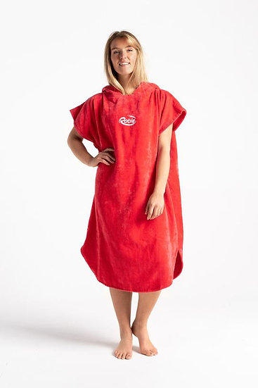 Robie Robes Change Robe in Coral