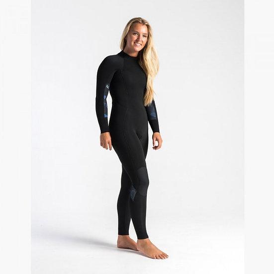 C-Skins Women's Solace 3:2  Back Zip Wetsuit 2020