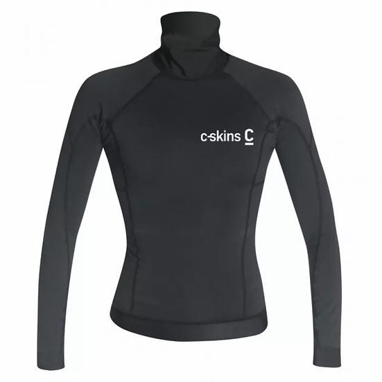 C-Skins HDI Polypro Long Sleeve Women's Thermal Rash Vest