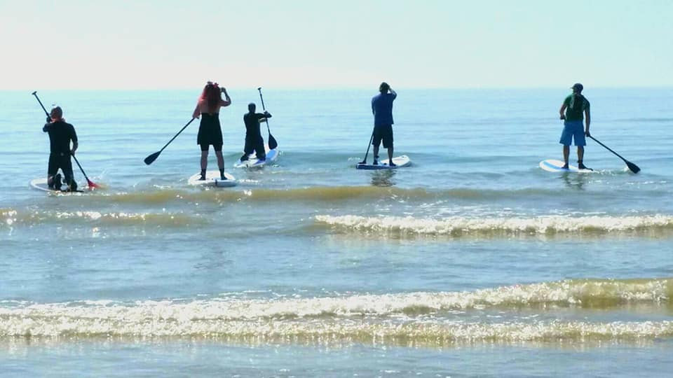 Intro to Stand Up Paddleboarding (2hr).