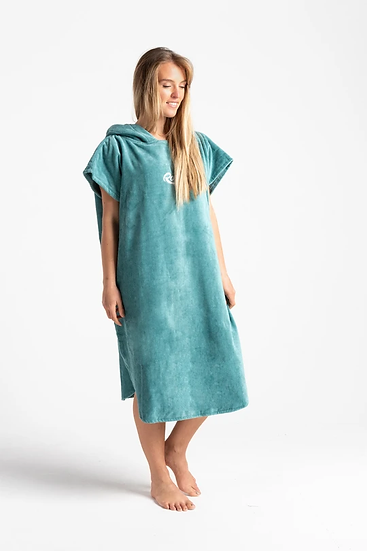 Robie Robes Change Robe in Oil Blue