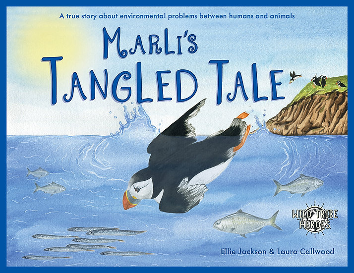 Marli's Tangled Tale.