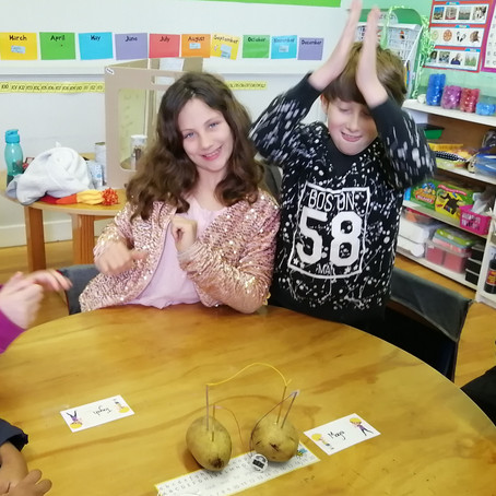 Project- Based Learning at Salisbury House