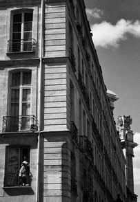 Rue François Miron, 2018