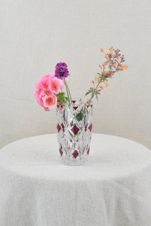 Luminarc Diamond Vase