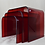 Thumbnail: Red Perspex Nest of Tables