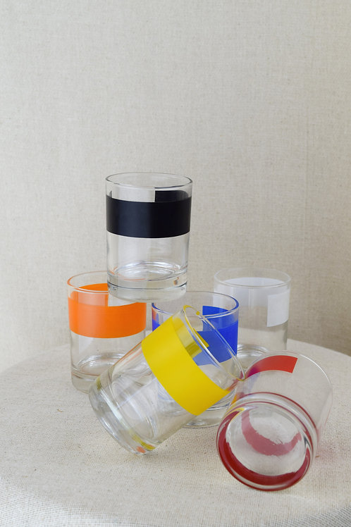 Set of Short Tumblers