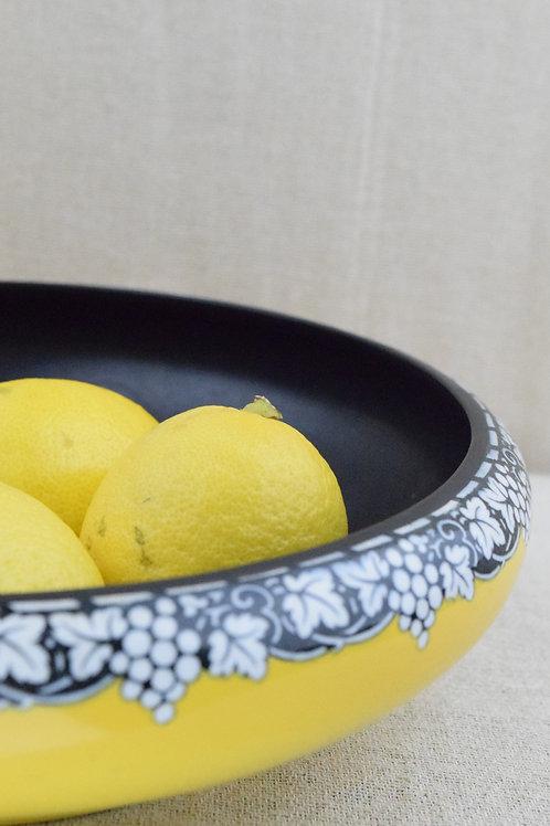 Art Deco Lustre Bowl