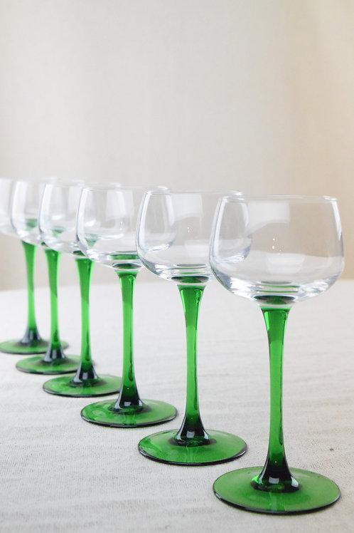 Luminarc Wine Glasses