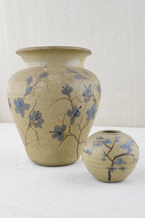 Vase & Bud Vase Set