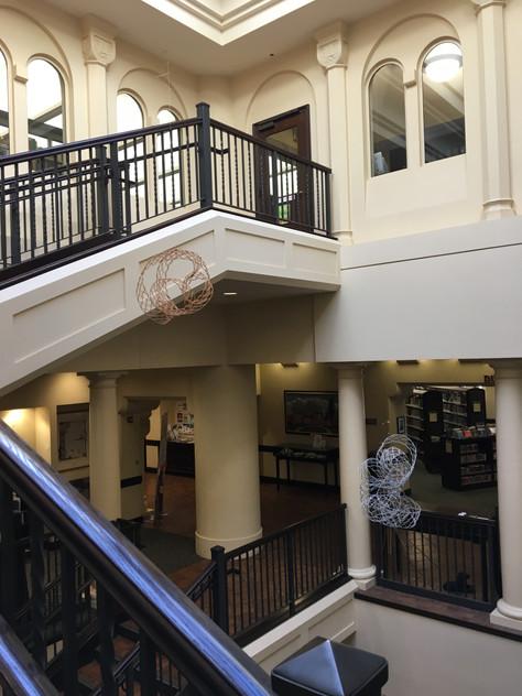 Burlingame Main Public Library: Work-in-Progress