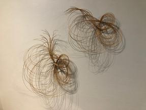 Barbara Berk A Pair of French Knots -- F