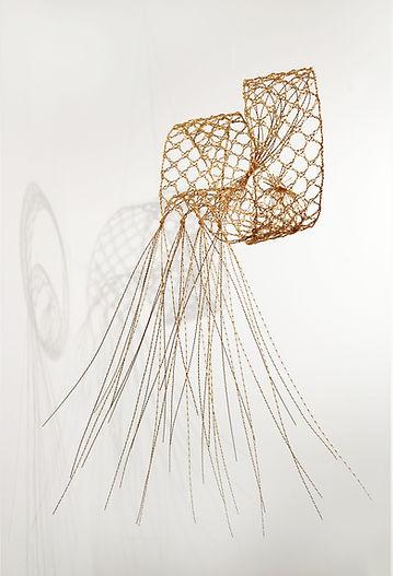 Bronze-Sculpture-No-Loose-Ends-Barbara-Berk