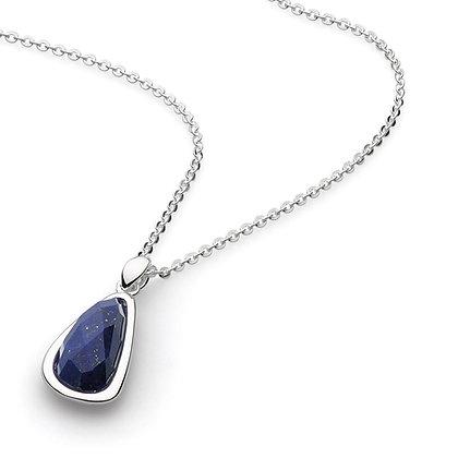 Coast Pebble Lapis Lazuli 45cm Necklace