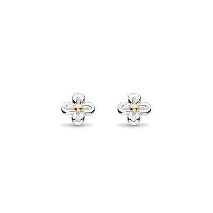 Blossom Flyte Honey Flower Stud Earrings