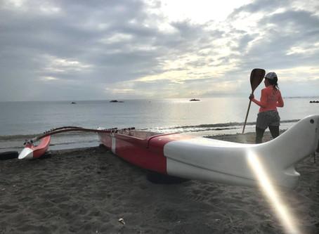 Vaʻa  ポリネシアンカヌー 海を渡って来たハワイアン