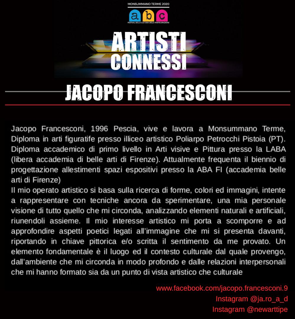 FRANCESCONI Bio