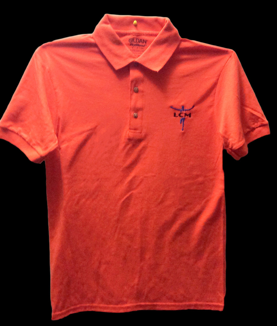 LCM_Orange T-shirt
