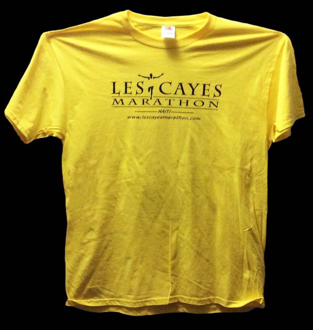 LCM_Yellow T-shirt