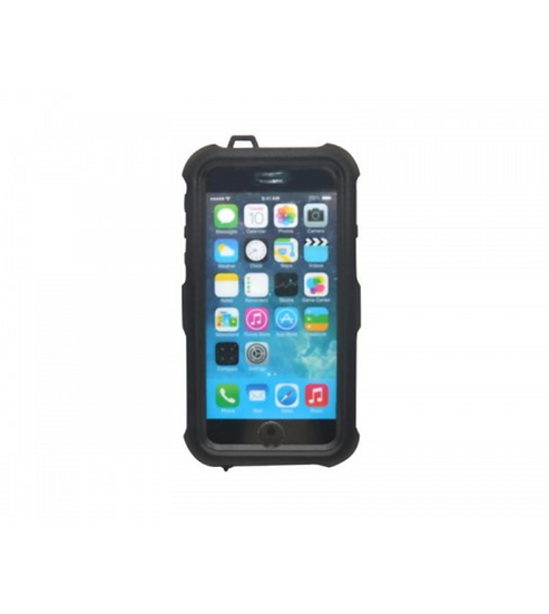 Waterproof Cover For IPhone 6/6S Black