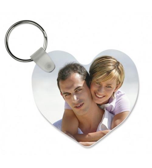 "5520-Heart Key Chain 2.25""X2.5"""