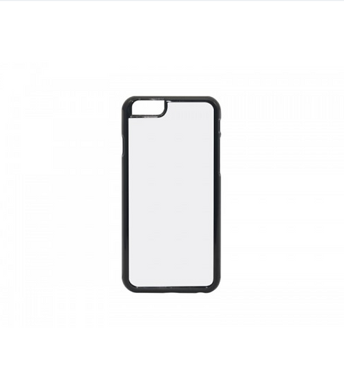 Plastic Cover For IPhone 6/6S Black (10pcs/Pack) (PC-I6-K )