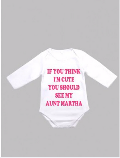 Baby Sleeve Onsie Long Sleeve