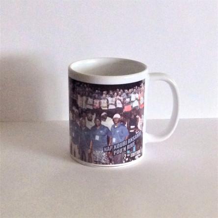 Les Cayes Marathon Mug