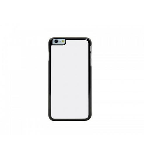 Plastic IPhone 6/6S Plus Cover Black (10pcs/Pack) (PC-I6P-K )