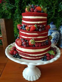 Naked Cake Red Velvet