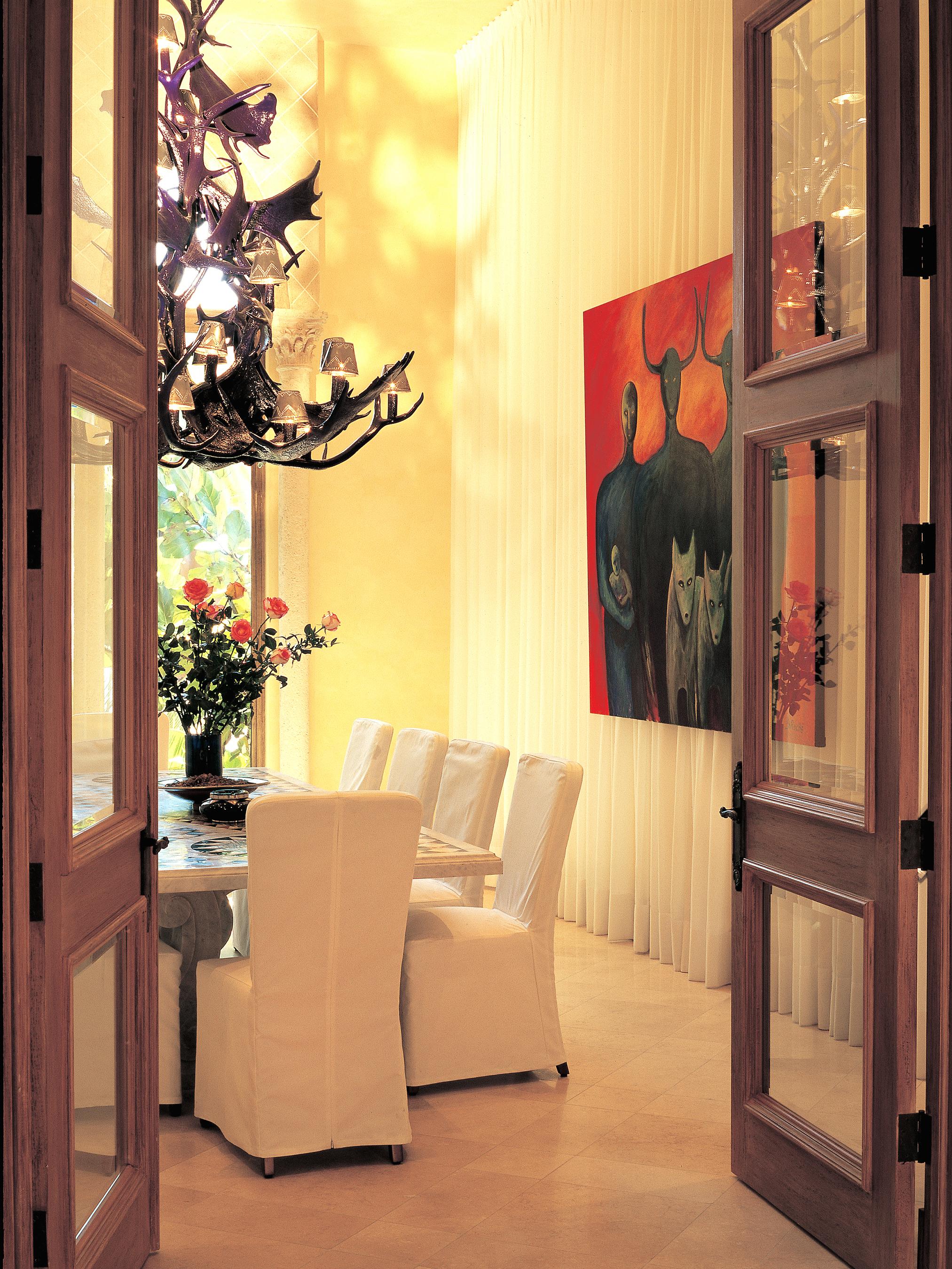 Donald Pliner Miami Beach Home