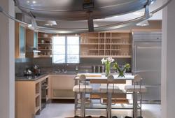 Pusheldorf Miami Beach Kitchen
