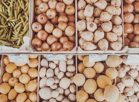 ¡Comprar bien es comer bien! | Buy well is eat well!